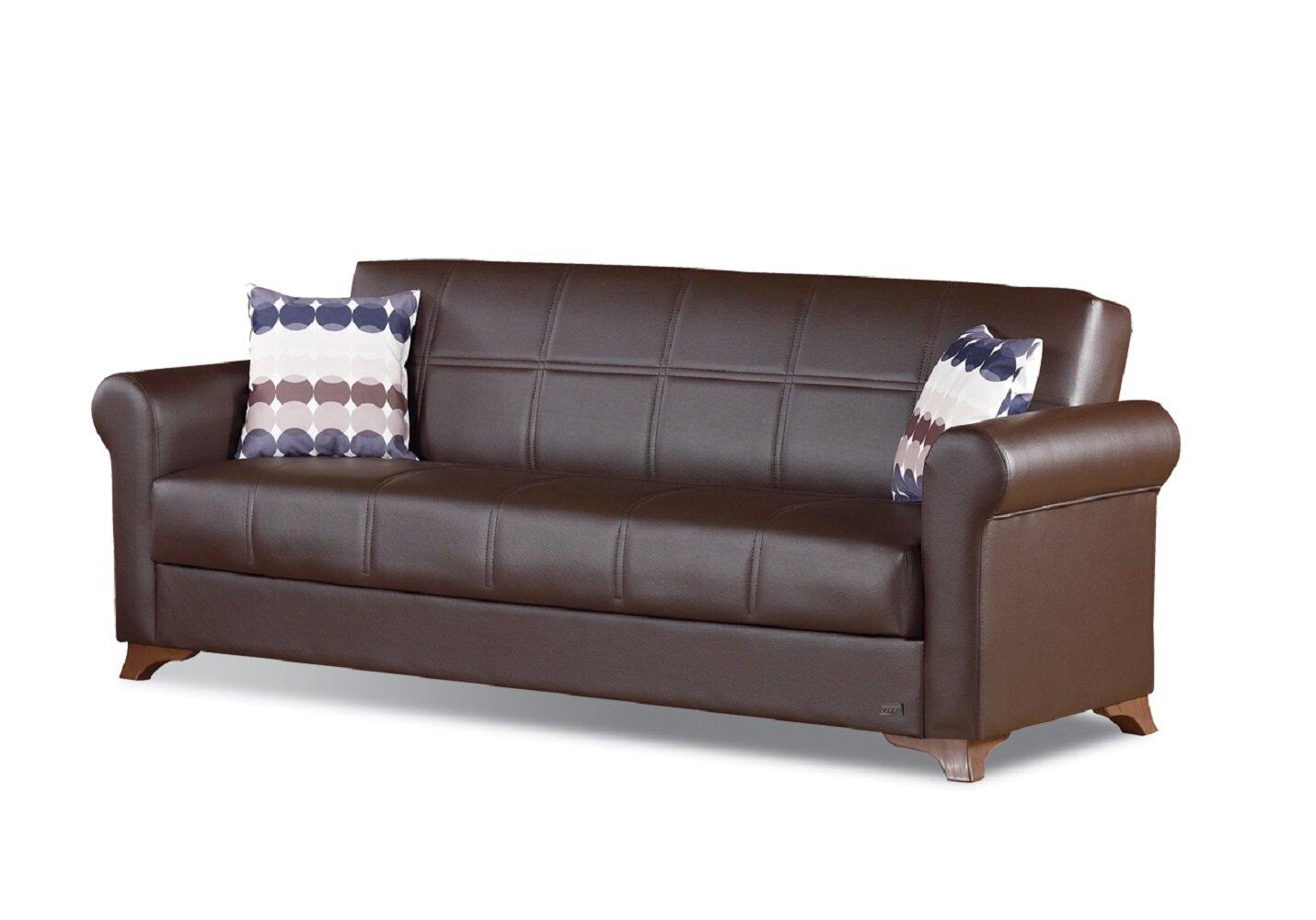 Beyan Convertible Sleeper Sofa & Reviews   Wayfair