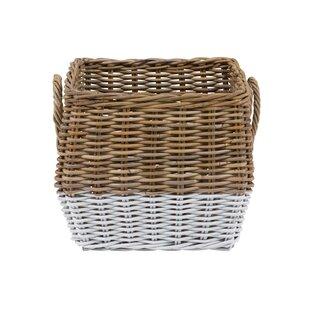 Wicker Basket By Massivum