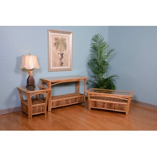 Huffman 3 Piece Coffee Table Set