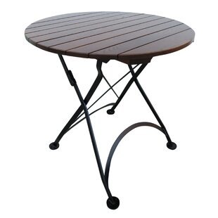 Find for French Café Folding Bistro Table Good price