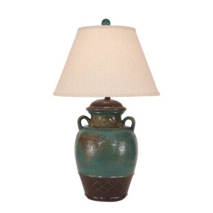 Hallam Ginger Jar 29 Table Lamp with 2 Handles