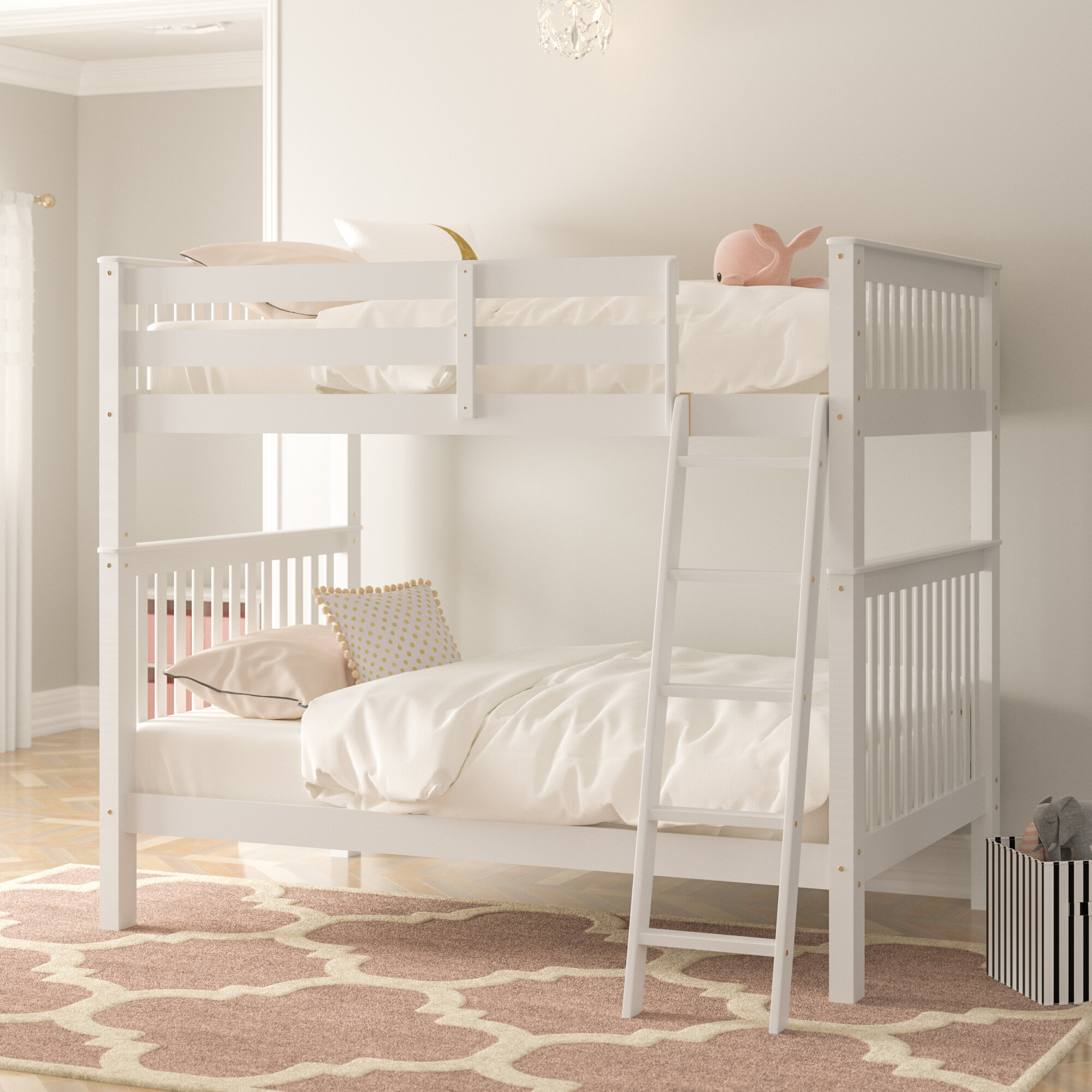 Picture of: Just Kids Malvern Small Double Bunk Bed Reviews