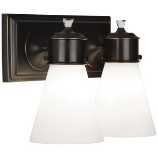 Robert Abbey Williamsburg Blaikley 2-Light Armed Sconce