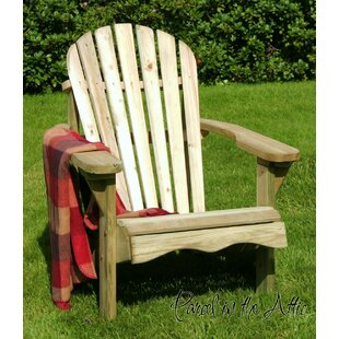 Ruthar Adirondack Chair By Sol 72 Outdoor