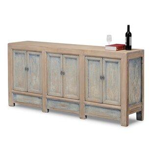 Gansu Pine 6 Door Accent Cabinet by Sarreid Ltd