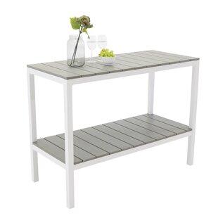 Akia Aluminium Side Table By Sol 72 Outdoor