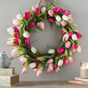 Save to Idea Board & luxurious-tulip-blossom-polysilk-wreath.jpg