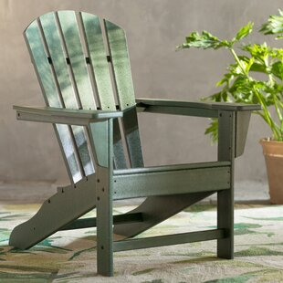 POLYWOOD® Palm Coast Plastic Adirondack Chair