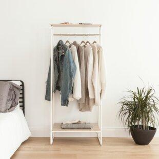 Great Price 25.19 W Garment Rack ByIRIS USA, Inc.