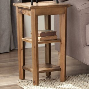 Nagel End Table by Laurel Foundry Modern Farmhouse