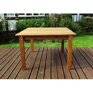 Foote Wooden Dining Table By Union Rustic