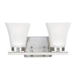 Find the perfect Hovland 2-Light Vanity Light By Latitude Run
