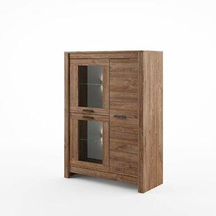 Saskia Display Cabinet With Lighting By Gracie Oaks