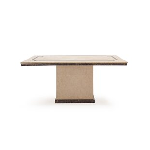 Abid Dining Table 120Cm By World Menagerie