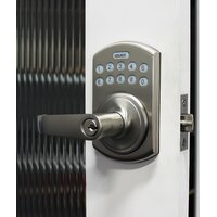 LockeyUSA E995SN Electronic Lever Lock Deals