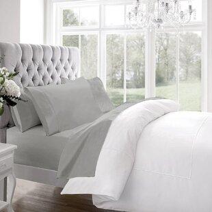 Low priced Blanc De Blancs 1200 Thread Count Sheet Set ByMaison Condelle