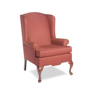 Essentials Wingback Chair by Craftmaster