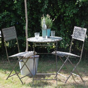 Hulste 2 Seater Bistro Set By Sol 72 Outdoor