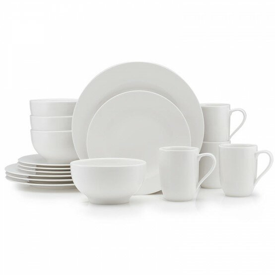 Villeroy & Boch For Me 16 Piece Dinnerware Set, Service for 4 ...