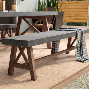 Shoreham Wood Dining Bench