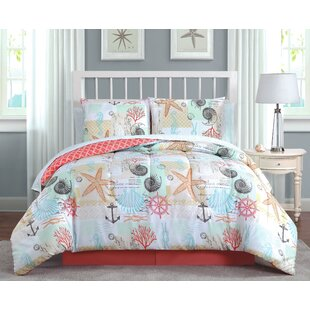 Clarendon 8 Piece Reversible Comforter Set