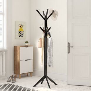 Charlsie Cloth Coat Stand By Zipcode Design