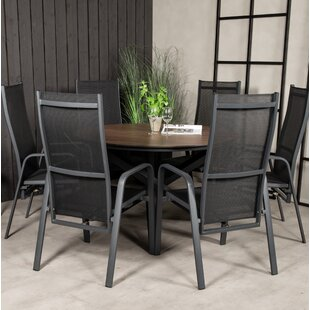 Review Drishya 6 Seater Dining Set