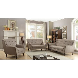 Latitude Run Lewandowski Configurable Living Room Set