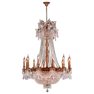 Astoria Grand Reimer Traditional 18-Light Empire Chandelier