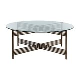 Tanner Coffee Table by Gabby