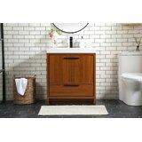 Aidynn 30'' Single Bathroom Vanity Set by Ebern Designs