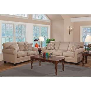 Find a Palmerton Configurable Living Room Set by Alcott Hill Reviews (2019) & Buyer's Guide