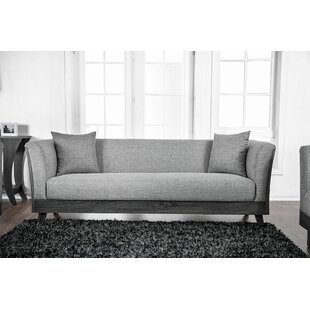 Shop Cecillia Wooden Sofa by Gracie Oaks