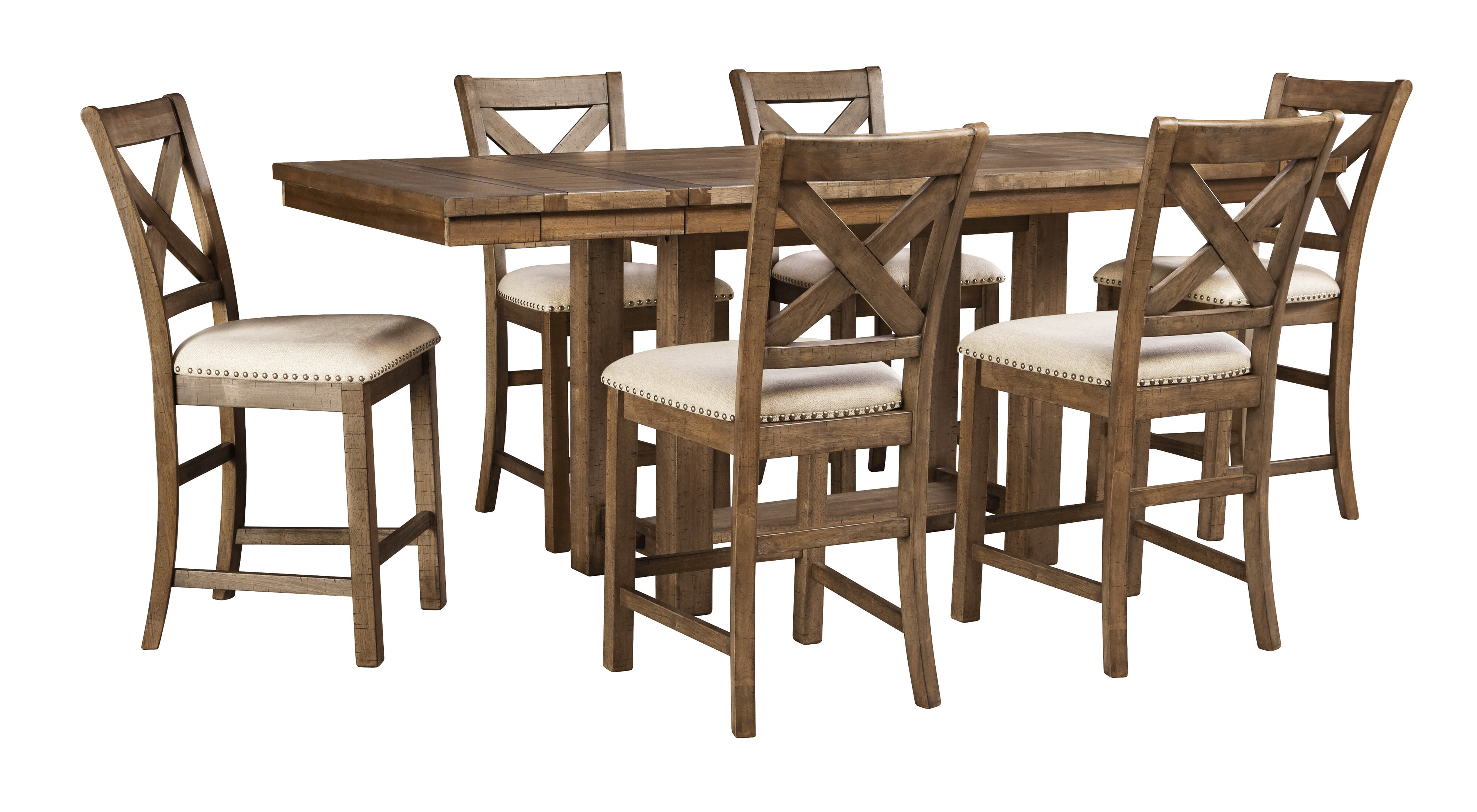 Hillary Counter Height Extendable Dining Table & Reviews | Joss & Main