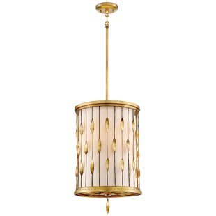 Top Reviews Izabella 3-Light Lantern  Pendant By Everly Quinn
