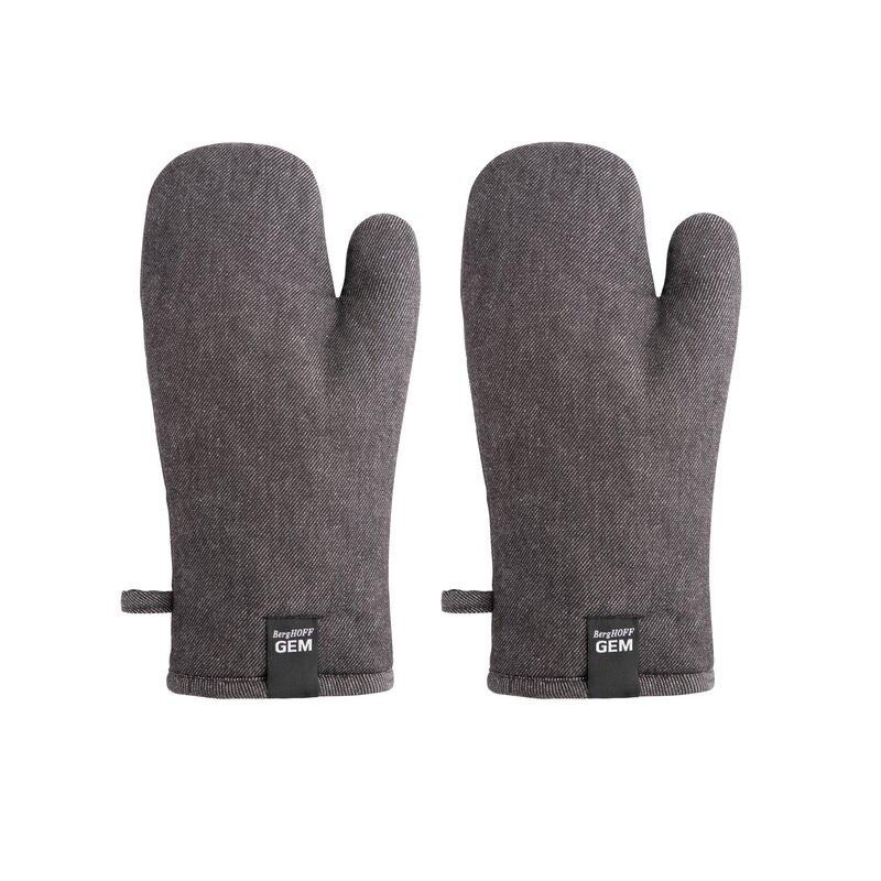 Berghoff International Gem Glove Double Oven Mitt Reviews Wayfair
