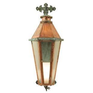 Look for 1-Light Outdoor Wall Lantern By Meyda Tiffany