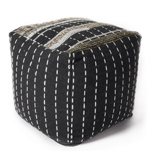 Rivas Pouf by Union Rustic