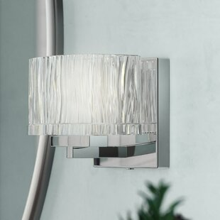 Woodley 1-Light Bath Sconce by Latitude Run