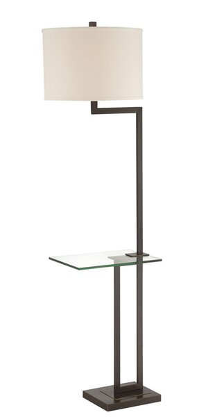 Katlyn 64 Tray Table Floor Lamp
