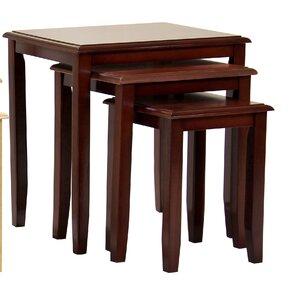 3-tlg. Satztisch-Set Kingfisher von Heartlands Furniture