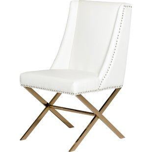 Wade Logan Calmar Upholstered Dining Chair