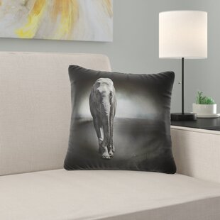 Etonnant Animal Large Elephant Pillow
