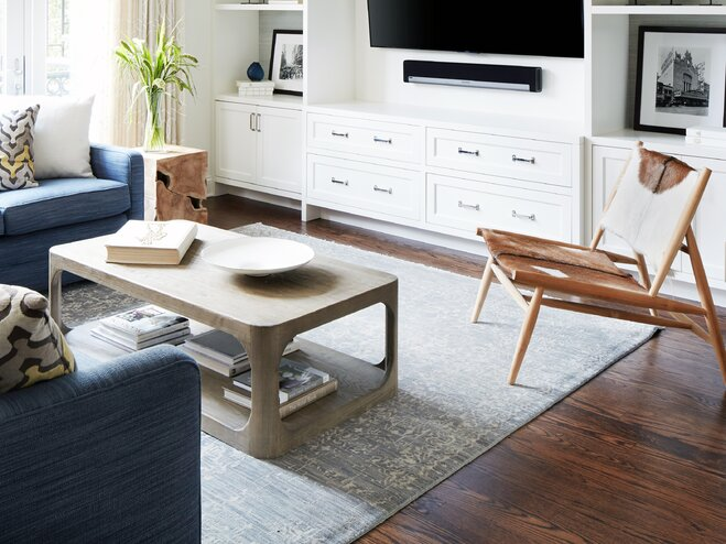 captivating choosing rug size living room | How to Choose the Right Rug Size | Wayfair