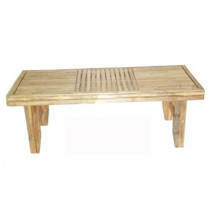 Duggins Folding Coffee Table