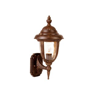 Prestwood Outdoor Sconce by Charlton Home