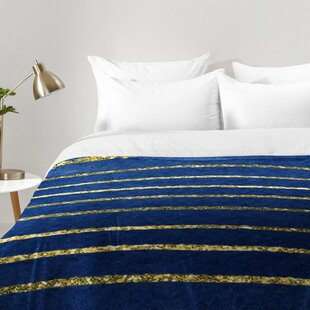 Nautical Sparkle Comforter Set by East Urban Home