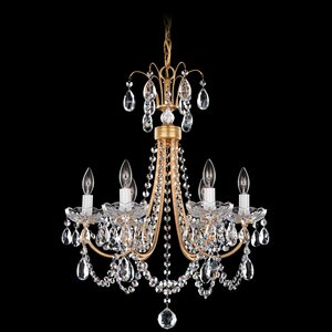 Schonbek Lucia 6-Light Chandelier