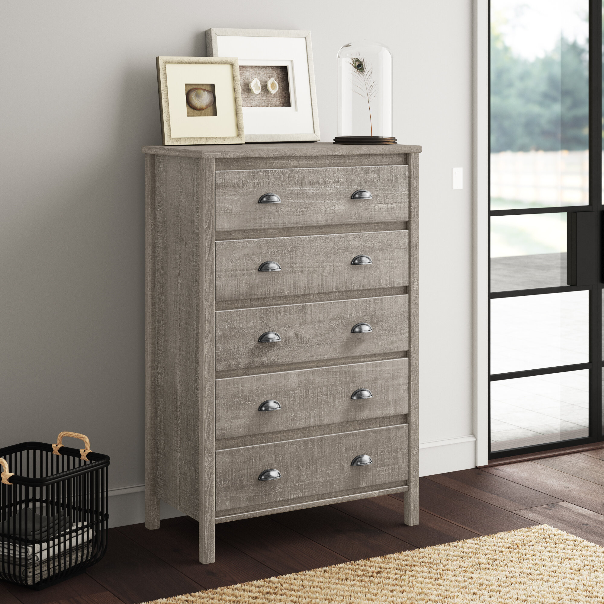Picture of: Tall Narrow Dressers You Ll Love In 2020 Wayfair