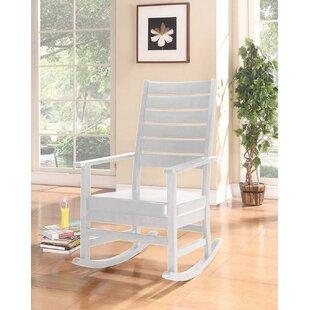 Singleton Rocking Chair by..